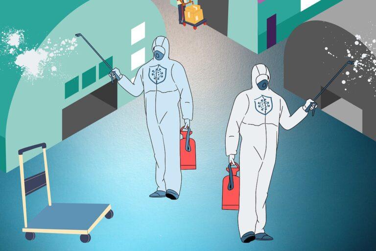 Sprzątanie biur w Warszawie w dobie pandemii – czym charakteryzuje się nasza usługa?